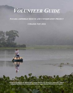 2016 PARC volunteer guide