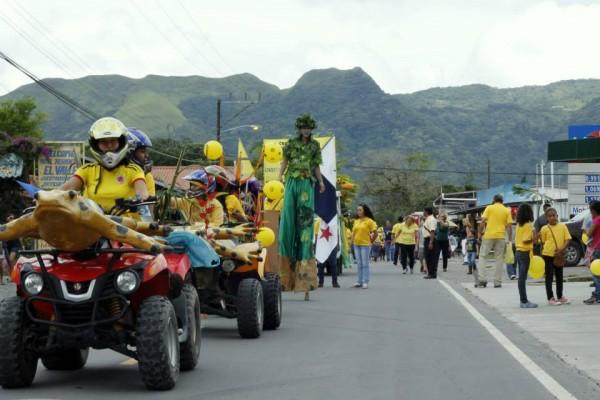 Golden Frog ATVs!