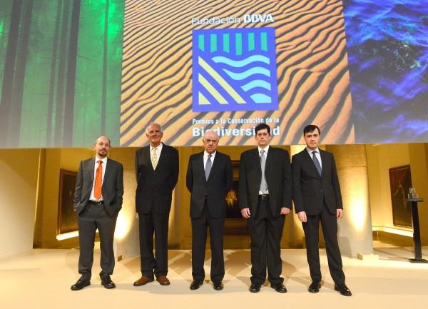 Roberto Ibanez BBVA Award